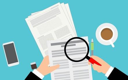paper based procurement